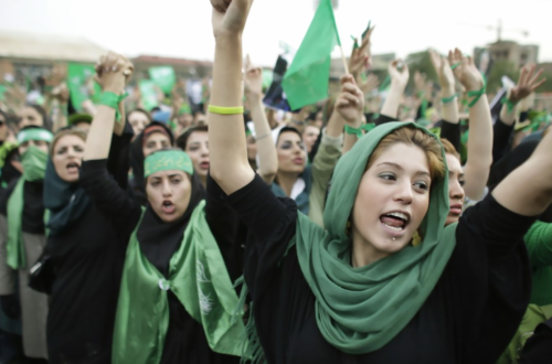 Iranian Identity and the Future of Iran