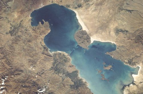 Lake Oroumieh: urgent environmental crisis unfolding in North West of Iran