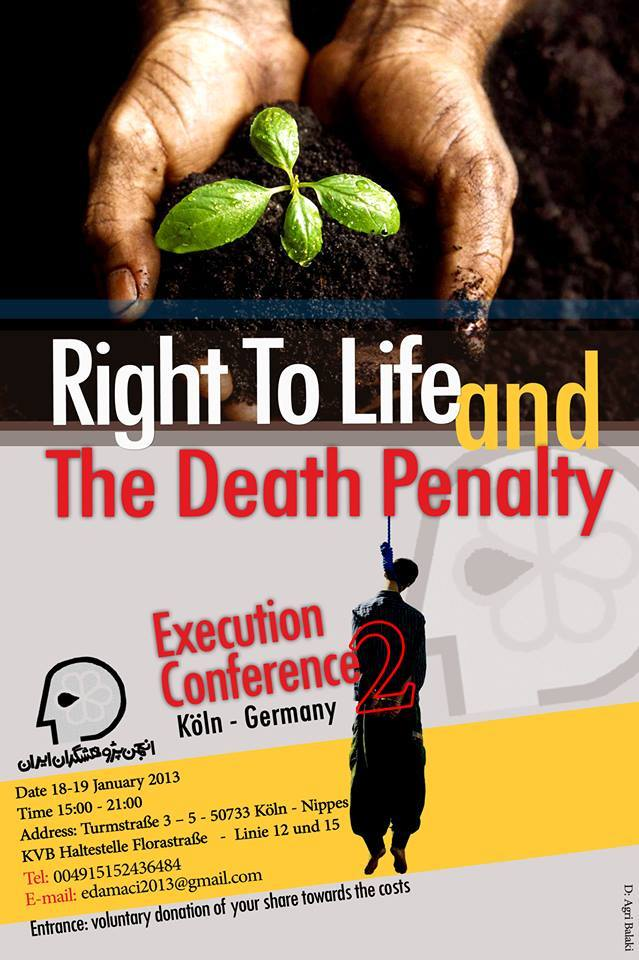 Right to Life and Death penalty in Iran – 2